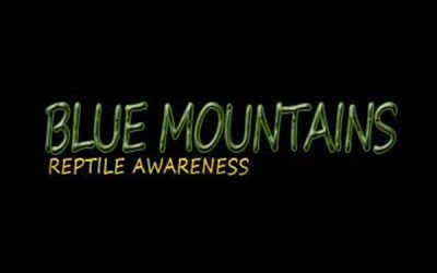 Blue Mountains Reptile Awareness