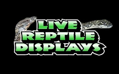 Live Reptile Displays